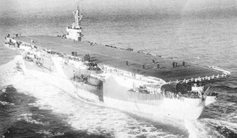 Canadian escort carrier Nabob