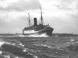 British troopship Lancastria